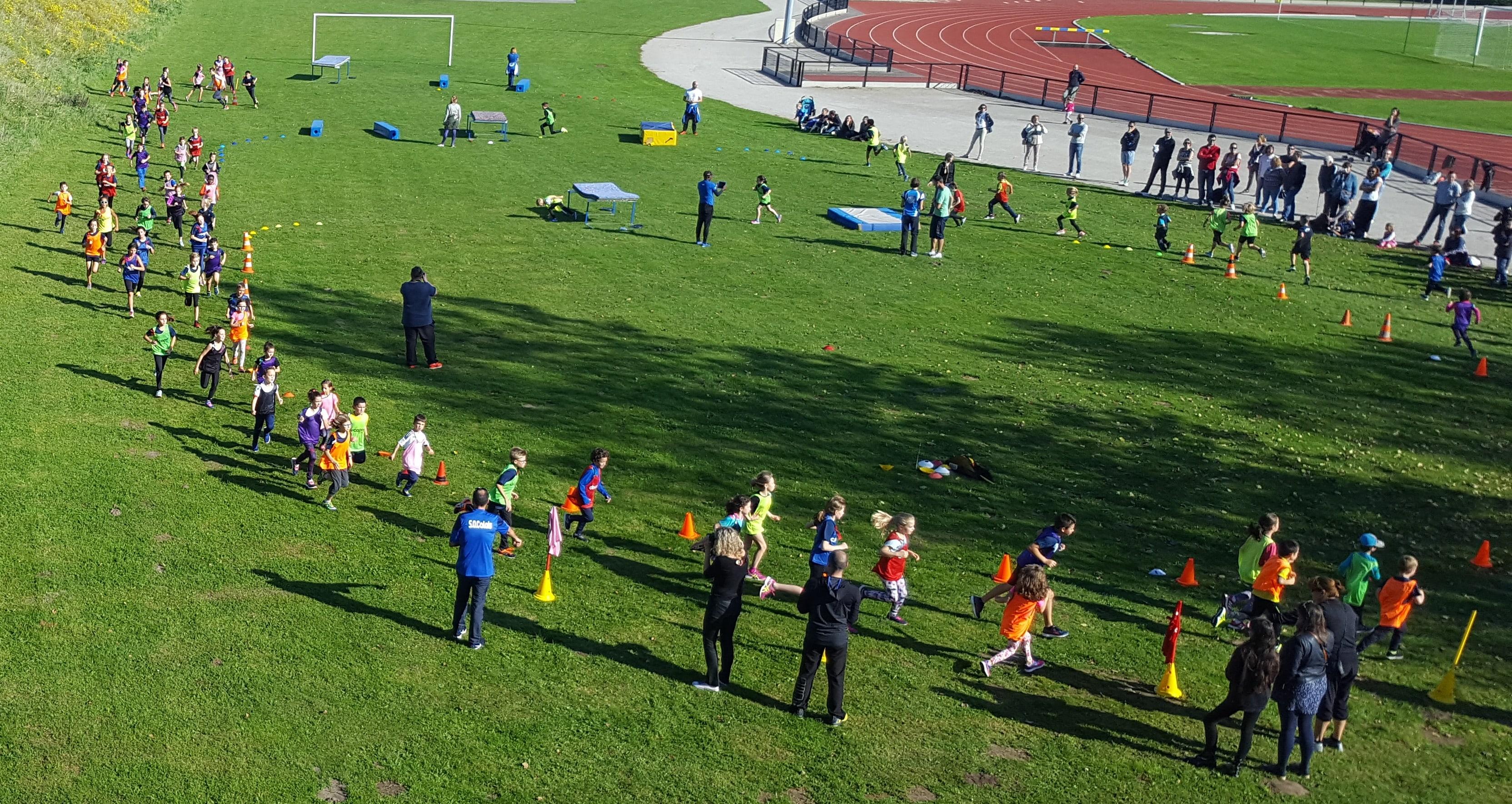 90 participants au kid cross d'automne