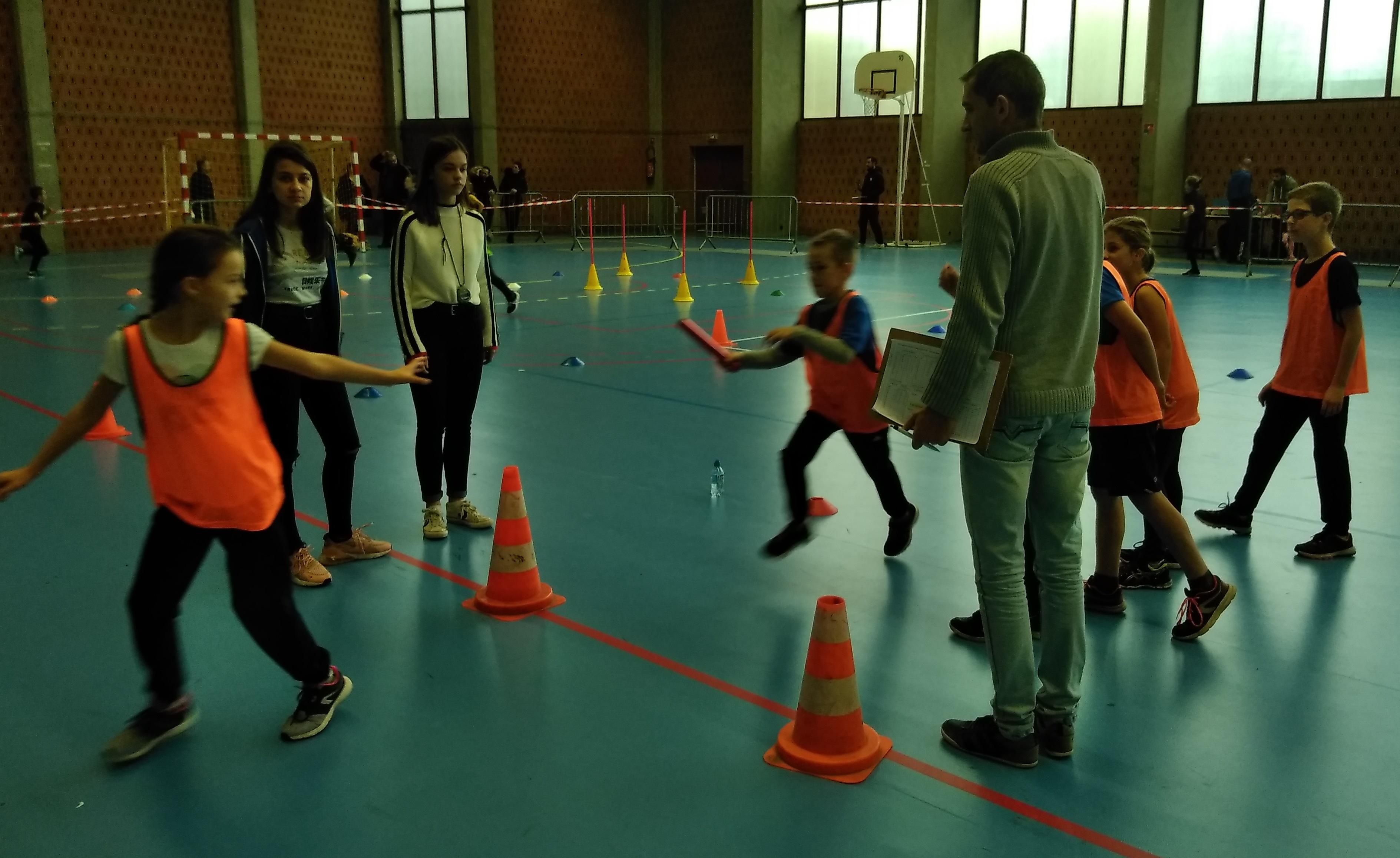 140 participants au Kids Company Athletics
