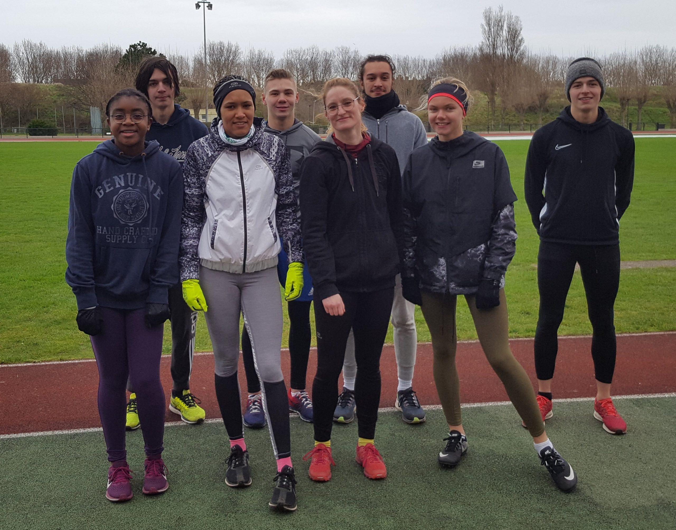 Amélie Huyghes et Julien Lefebvre remportent les battles de champions