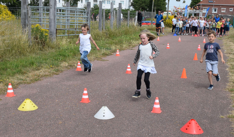 La tournée d'été du CD62 d'athlétisme s'arrête au Fort-Nieulay