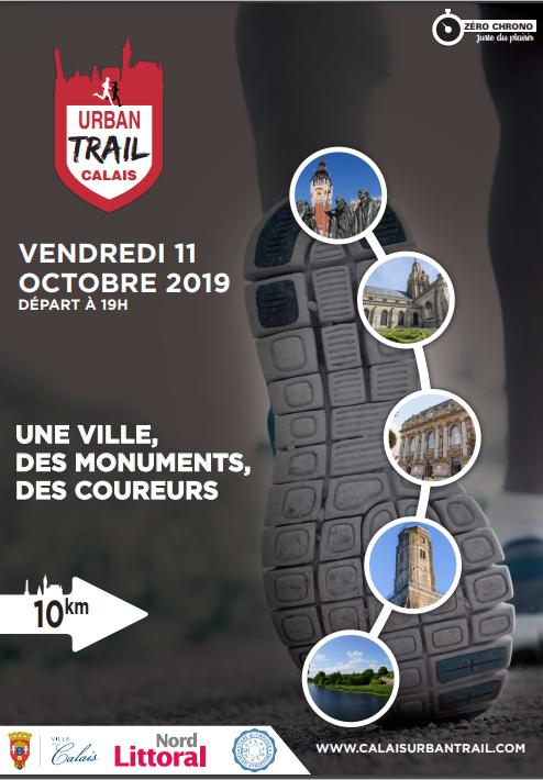 Le 1er Urban Trail de Calais aura lieu en octobre