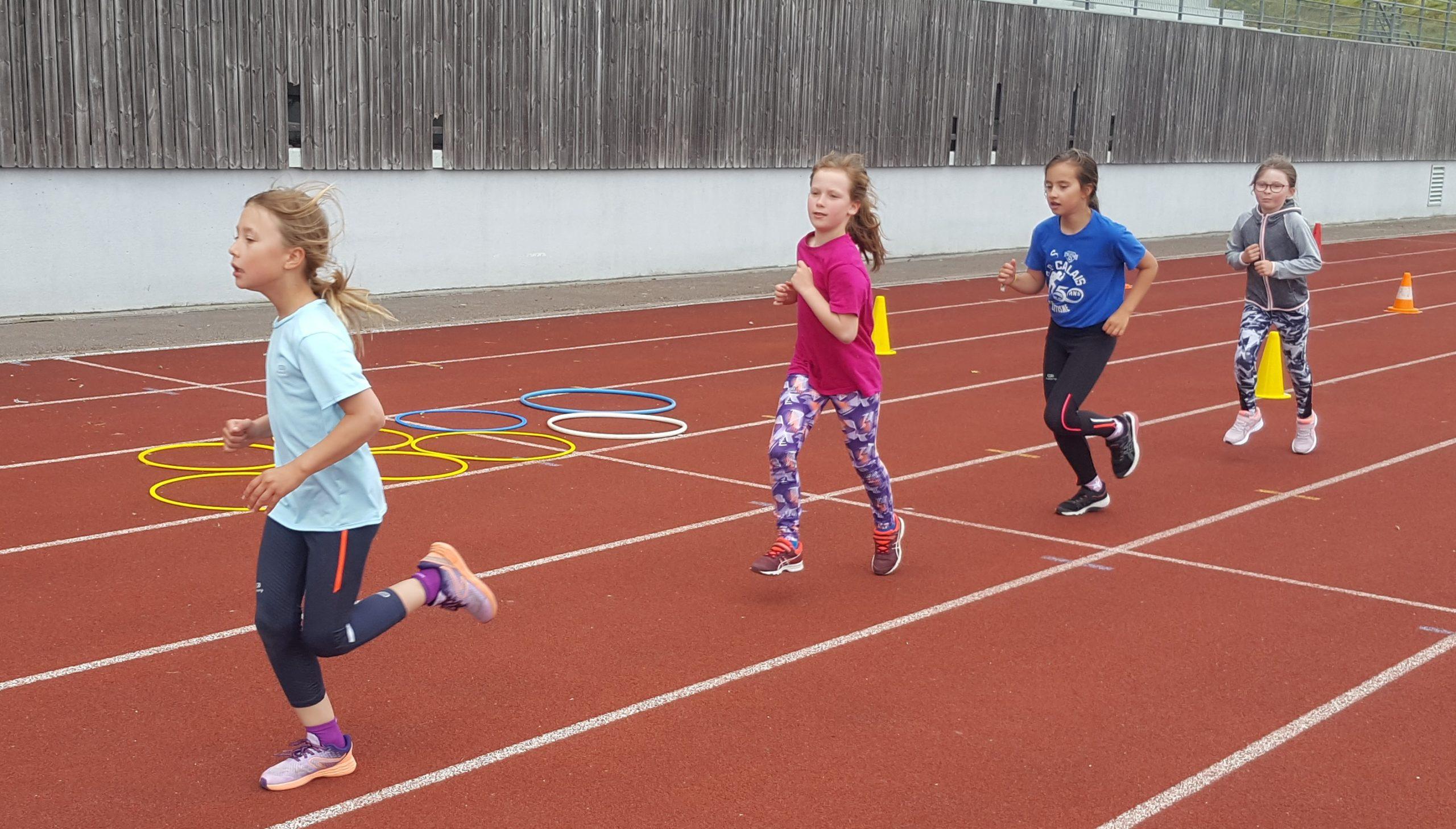 Ecole d'athlétisme : des séances d'essai en mai et juin
