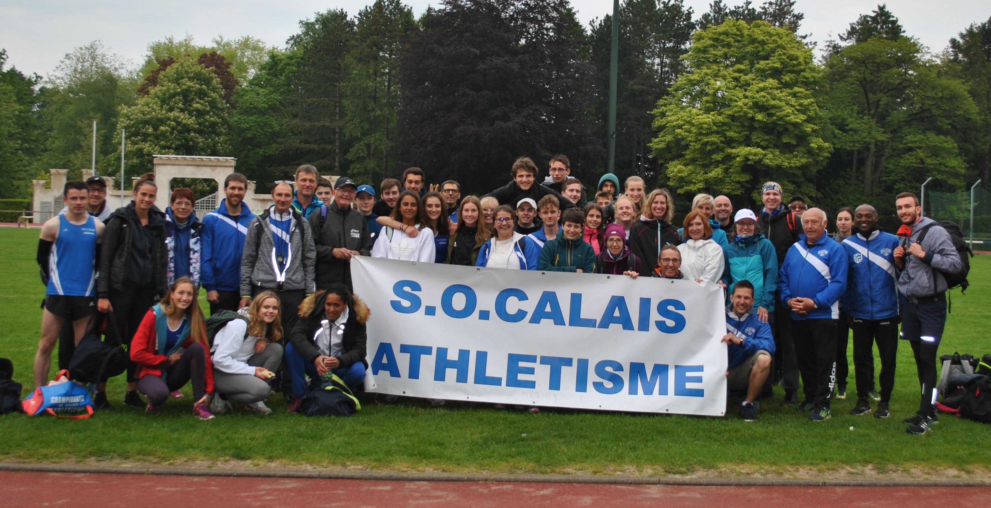 Interclubs : Le SO Calais valide son maintien en Nationale 2
