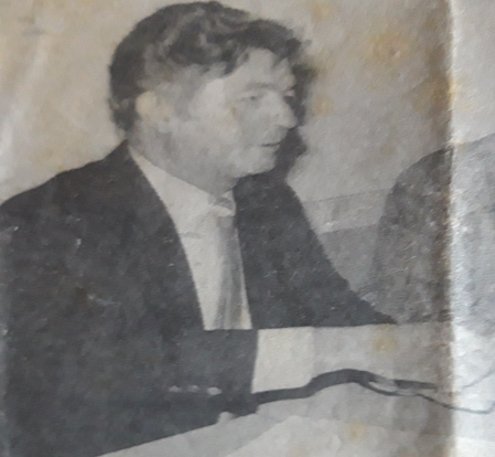 [RETRO] Jacques Decroix, un président investi
