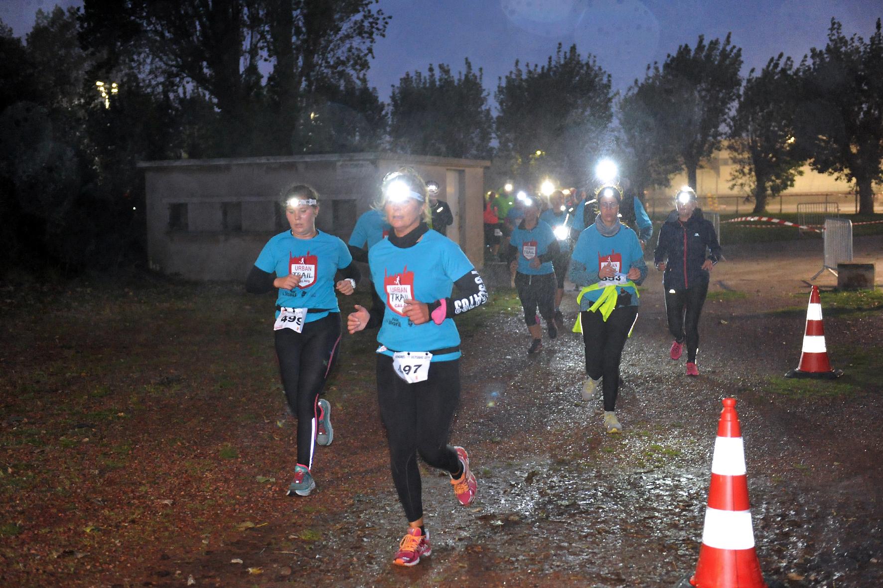 Urban Trail de Calais : une première réussie