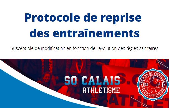 Un été actif au SO Calais Athlétisme
