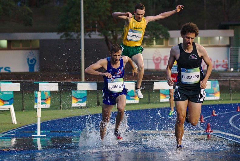 Vainqueur des Jeux mondiaux de sport adapté, Quentin Foratier rejoint le SO Calais Athlétisme